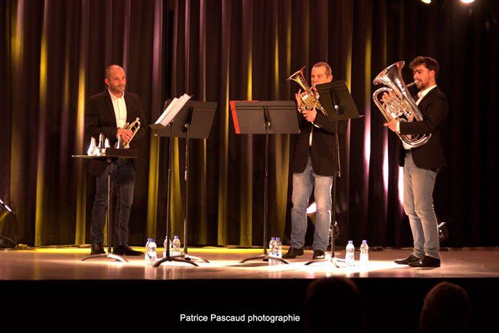 Bordeaux Brass Quartet - Home - Les Loges Virelart'daise