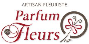 Logo Parfum de fleurs - Sponsor Les Loges Virelart'daise
