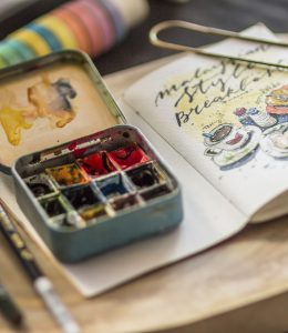 Marché d'artisans d'art à Virelade - Les Loges Virelart'daise