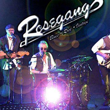 Photo Artiste Rosegang Quartet - Les Loges Virelart'daise - Virelade