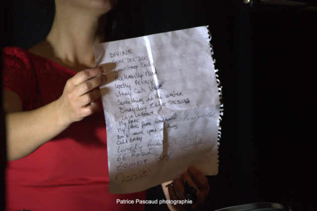 Photo liste titres Concert Groupe Crazy Dolls and the Bollocks - Les Loges Virelartdaise - Virelade