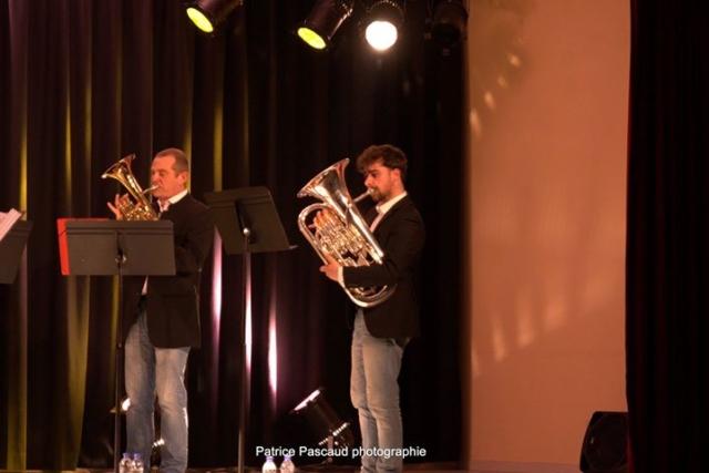 Photo Groupe Bordeaux Brass Quartet - Les Loges Virelartdaise - Virelade