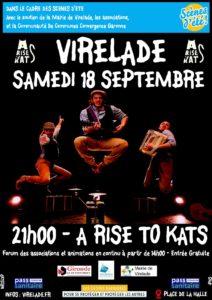 Affiche Scènes d'été en Gironde à Virelade - A rise To Kats