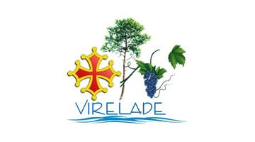 Logo Mairie de Virelade, Sud Gironde, Nouvelle-Aquitaine