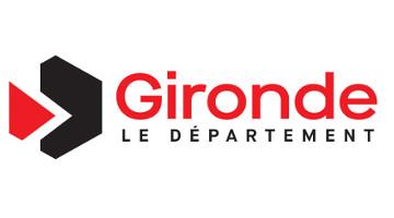 Logo Département de la Gironde, Nouvelle-Aquitaine