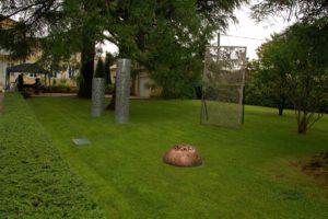 Sculptures Patrice Deletrez - Rencontre de l'Artisanat d'Art à Virelade