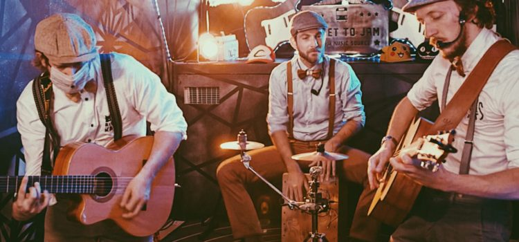 Photo Groupe Musique Bordelais A Rise To Kats
